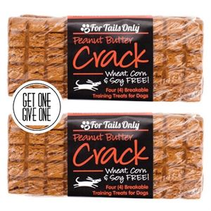 Picture of Peanut Butter Crack Bars [QTY: 2; Give One Get One FREE]